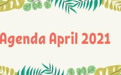 Agenda Bulan April 2021