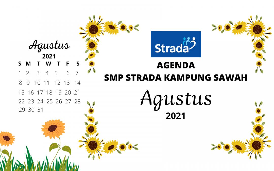 Agenda Bulan Agustus 2021