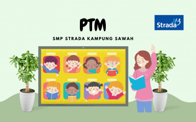 Persiapan PTM SMP Strada Kampung Sawah
